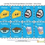 Dairy Memory Game_Page_1